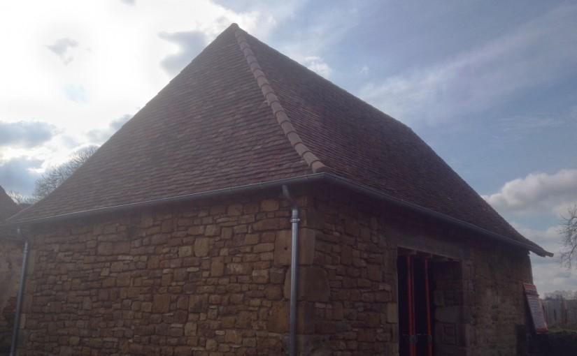 Grange à Anlhiac (24160)