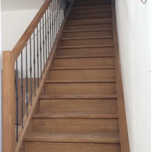 Escalier chene