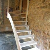 Escalier frene
