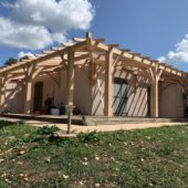 extension terrasse reprise dans toiture